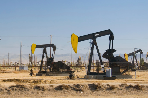 Kern County Oil